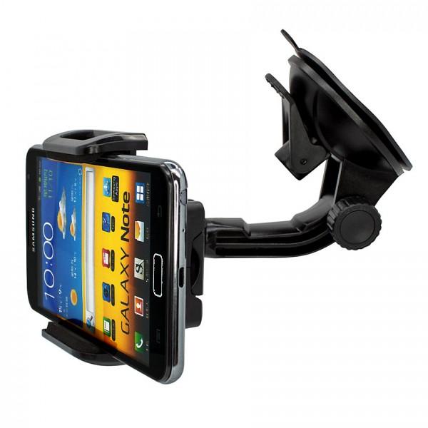 360° Universal Auto KFZ-Halterung LKW Saugnapf Halter Samsung Galaxy Note