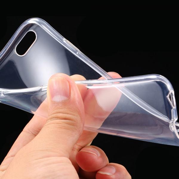 Silikon Case Schutz Hülle Handy Tasche Smartphone Schale Bumper Cover Ultra Dünn