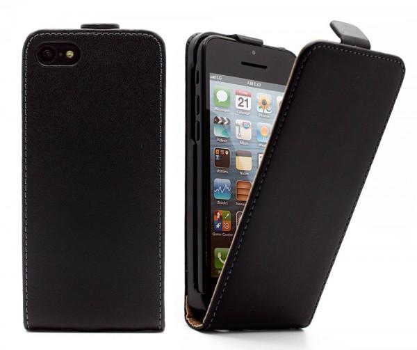 Apple iPhone 5C Tasche Schutz Hülle Case Etui Cover Handy Bumper Screen + Folie