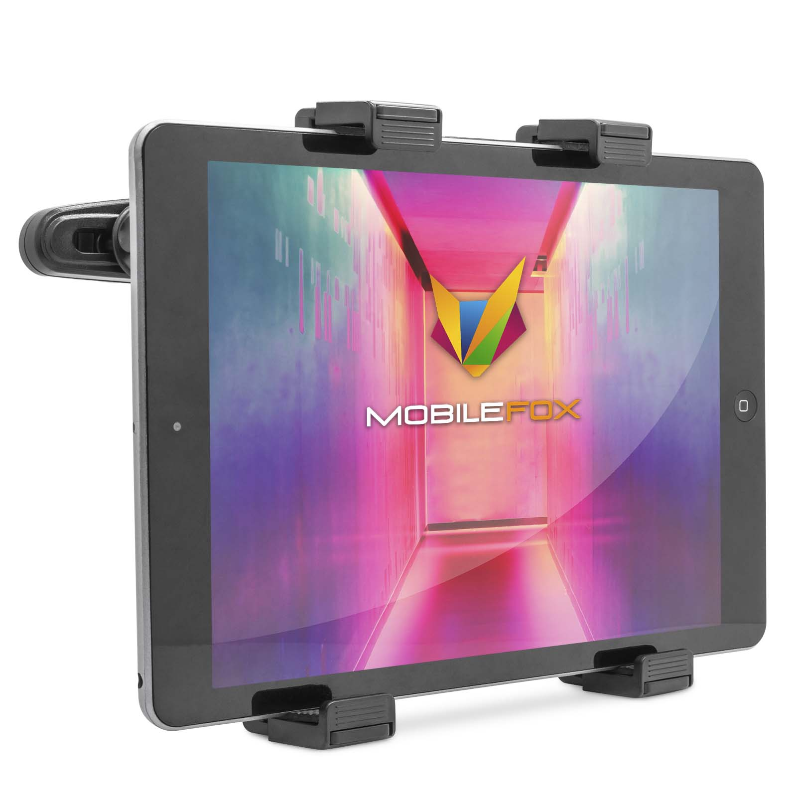 360 universal kopfst tzen halterung tablet halter kfz. Black Bedroom Furniture Sets. Home Design Ideas