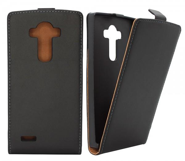 LG Optimus G4 Tasche Schutz Hülle Case Etui Cover Flip