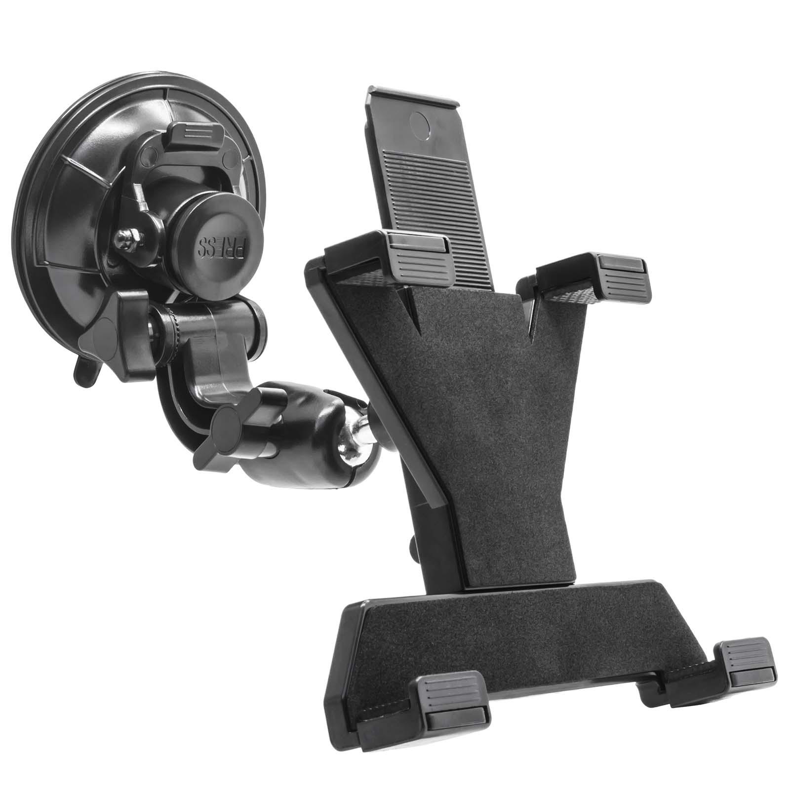 360 universal kfz tablet halterung halter car holder pkw navigation lkw ipad tablet mobilefox. Black Bedroom Furniture Sets. Home Design Ideas