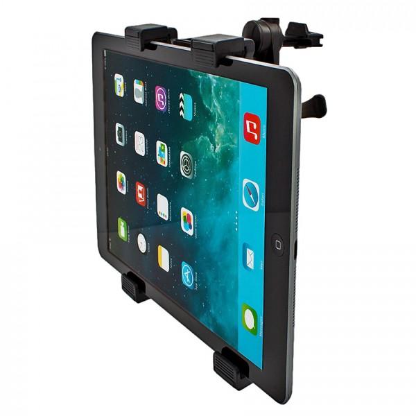 360° Apple iPad Air KFZ Tablet Lüftungs Halter Auto Lüftungsgitter Halterung PKW