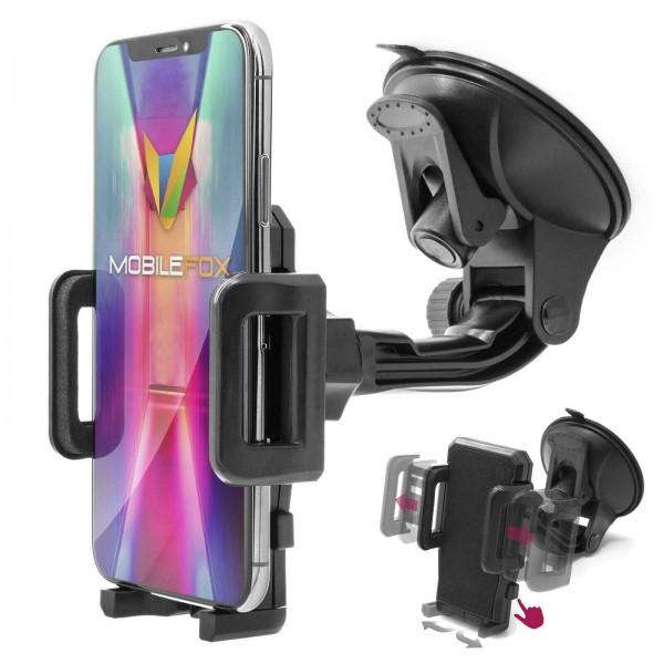 360° Universal Auto KFZ-Halterung LKW Halter Car Holder Mount Handy Smartphone
