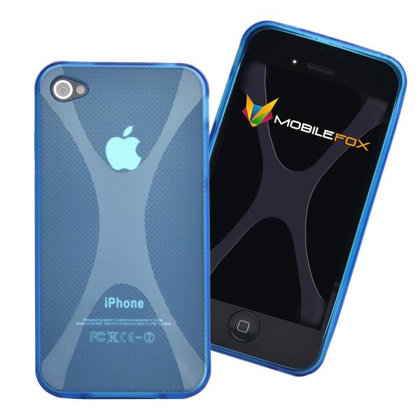 X-Style Handy Schutz-Hülle Silikon Ultraslim Tasche Case Cover Schale Bumper