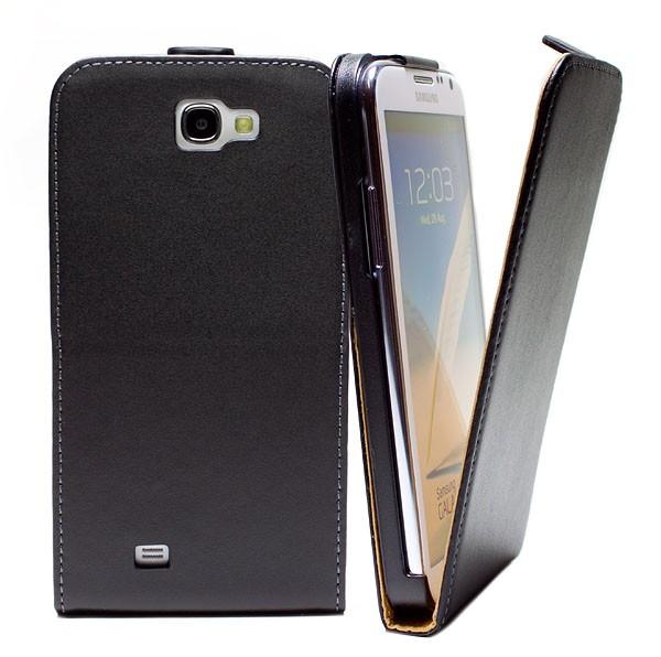 Samsung Galaxy Note 2 GT-N7100 Tasche Schutz Hülle Case Etui Cover Handy + Folie
