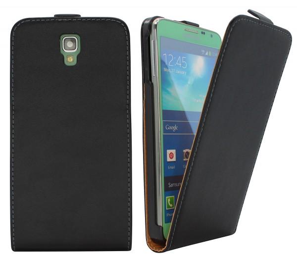 Handy Tasche Schutzhülle Flip Case Etui Cover für Samsung Galaxy Note 3 NeoN7505
