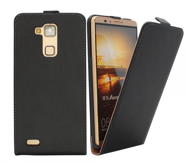 Huawei Ascend Mate 7 Tasche Schutz Hülle Case Etui Cover Flip Bumper