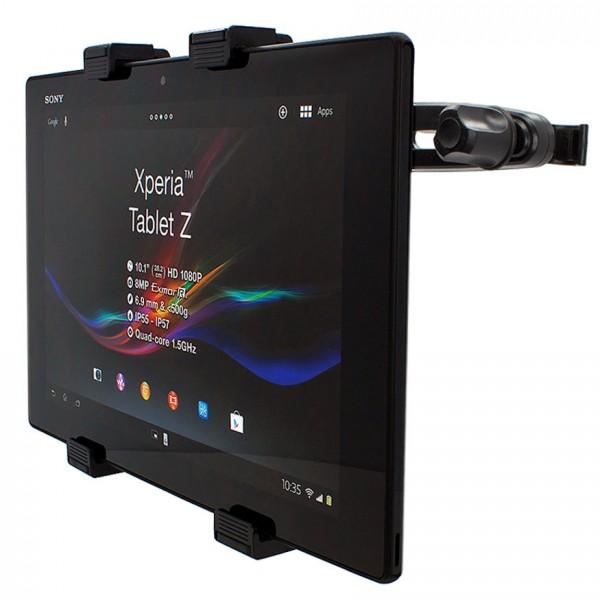 360° Tablet Kopfstützen Halterung KFZ LENOVO Idea Tab/A8-50/S6000-H/ThinkPad 10