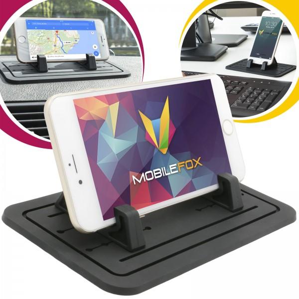 KFZ Anti-Rutsch Matte Handy Halterung Auto Halter Tisch Ständer universal