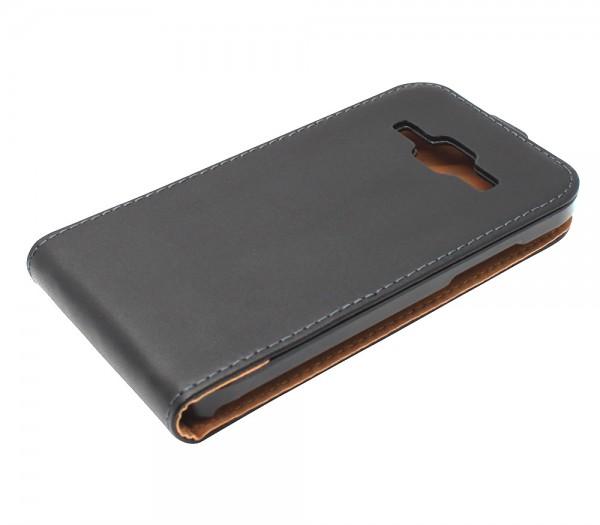 Samsung Galaxy J1 SM-J100 Tasche Schutz Hülle Case Etui Cover Flip