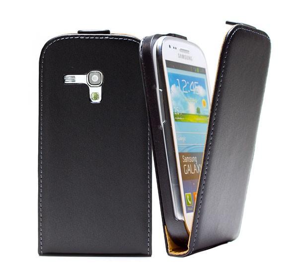 Samsung Galaxy S3 mini GT-I8190 Tasche Schutz Hülle Case Etui Cover Handy +Folie
