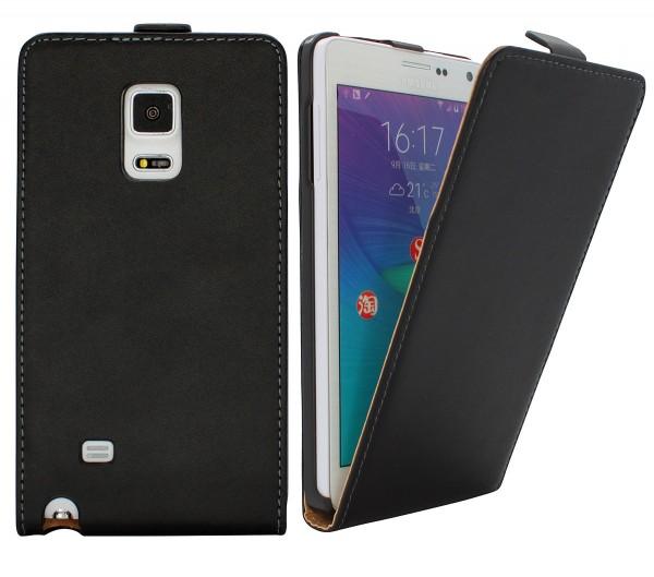 Samsung Galaxy Note Edge (SM-N915) Tasche Schutz Hülle Case Etui Cover