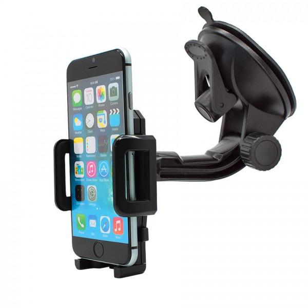 360° Universal Auto KFZ-Halterung LKW Saugnapf Halter Mount Car Apple iPhone 6