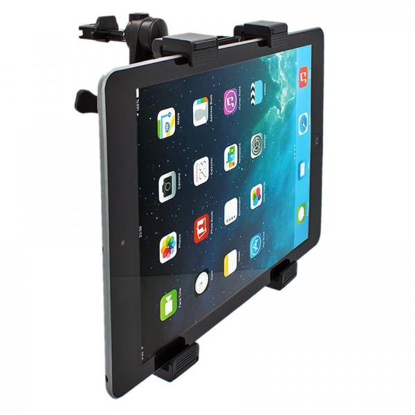 360° Apple iPad /2/3/4/Air/Mini KFZ Tablet Lüftungs Halter Auto Halterung Navi