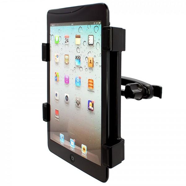 360° Kopfstützen Halterung Tablet Halter KFZ Auto Sitzhalterung Apple iPad mini