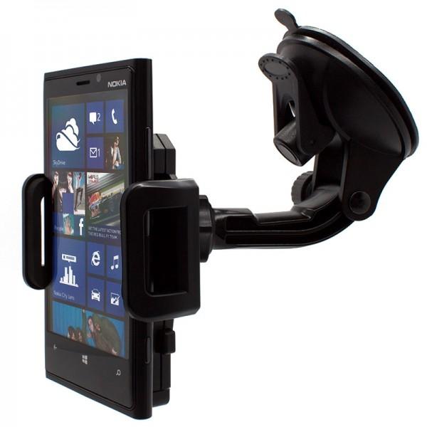 360° Universal Auto KFZ Halterung Microsoft Lumia 950/930/830/730/650/640/535/XL