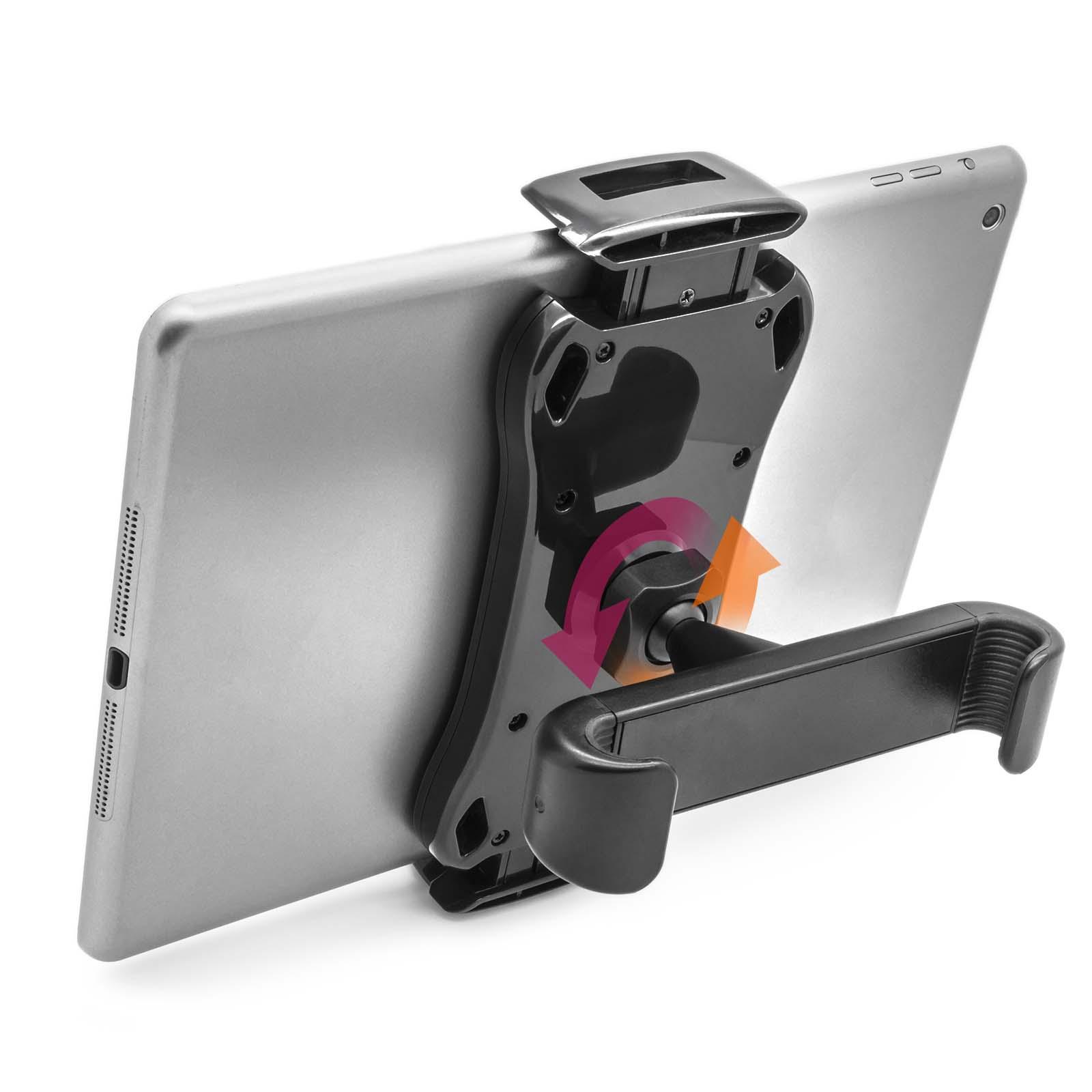 mobilefox tablet r ck sitz halter universal auto kopf. Black Bedroom Furniture Sets. Home Design Ideas