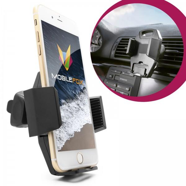 Mobilefox Universal KFZ Auto Halterung mit Klemme Lüftungs Schlitz