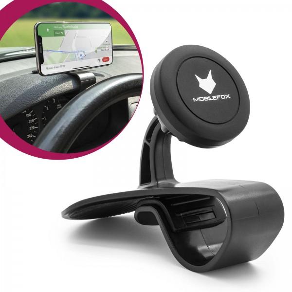 Mobilefox 360° KFZ Auto Smartphone Handy Halterung Halter Verstellbar Universal