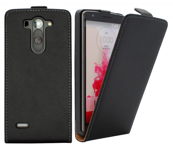 LG Optimus G3 S (D722) Tasche Schutz Hülle Case Etui Cover Flip