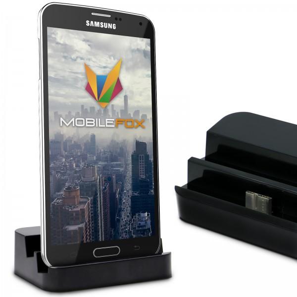 Dockingstation Ladegerät Ladestation Laden USB 3.0 für Samsung Galaxy Note 3/S5