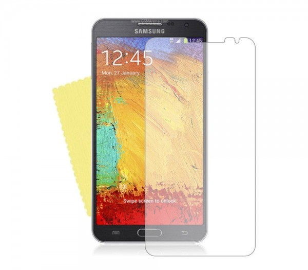 3x DISPLAY HANDY SCHUTZ FOLIE Samsung Galaxy Note 3 Neo (N7505) Screen Protector